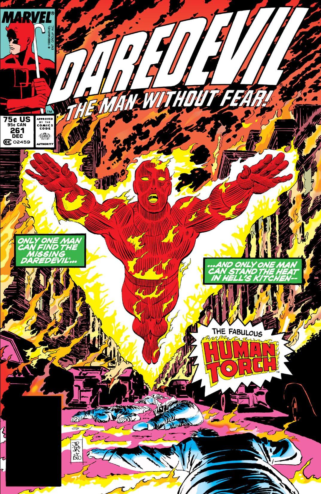 Daredevil (1964-1998) #261
