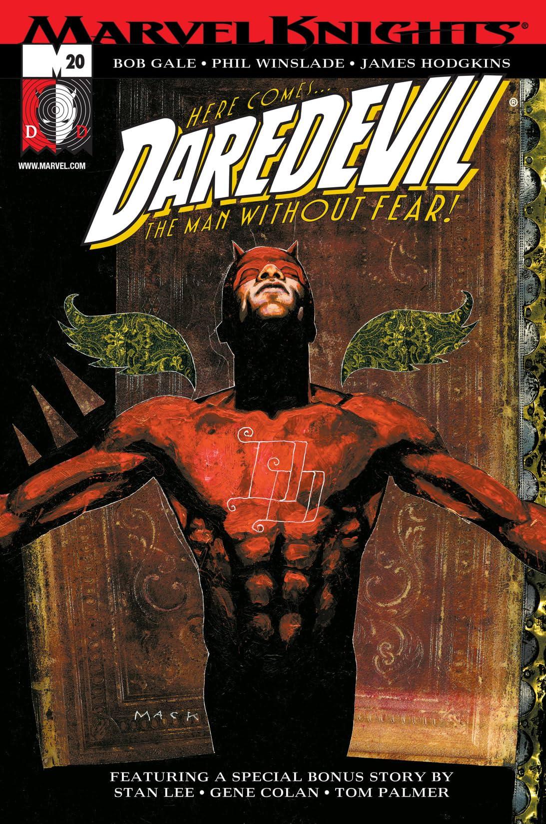 Daredevil (1998-2011) #20