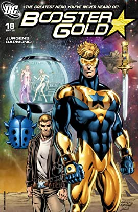 Booster Gold (2007-2011) No.18