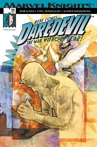 Daredevil (1998-2011) #22