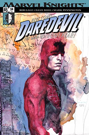Daredevil (1998-2011) No.24
