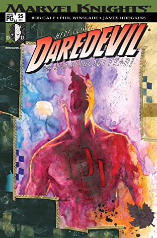 Daredevil (1998-2011) No.25