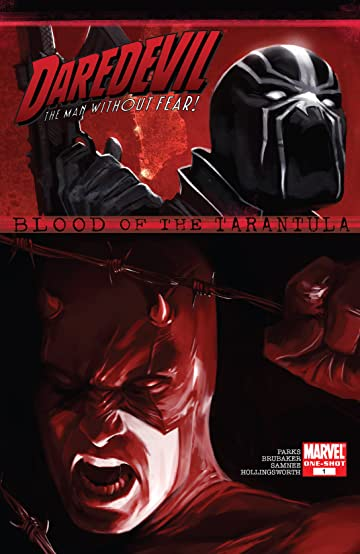 Daredevil: Blood of the Tarantula (2008) #1