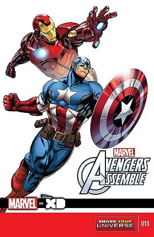 Marvel Universe Avengers Assemble (2013-2014) #13