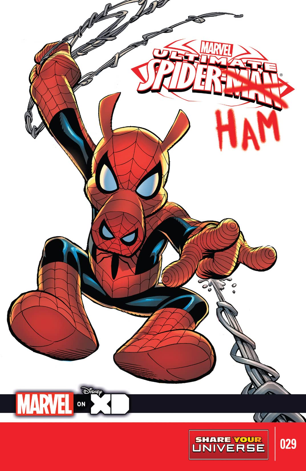 Marvel Universe Ultimate Spider-Man (2012-2014) #29