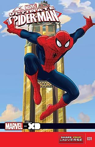 Marvel Universe Ultimate Spider-Man (2012-2014) #31