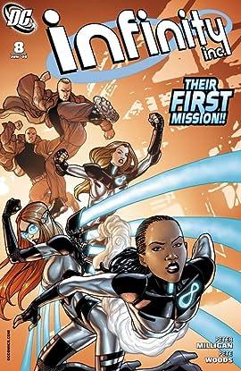 Infinity Inc. (2007-2008) #8