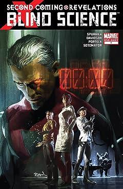 X-Men: Blind Science (2010) #1