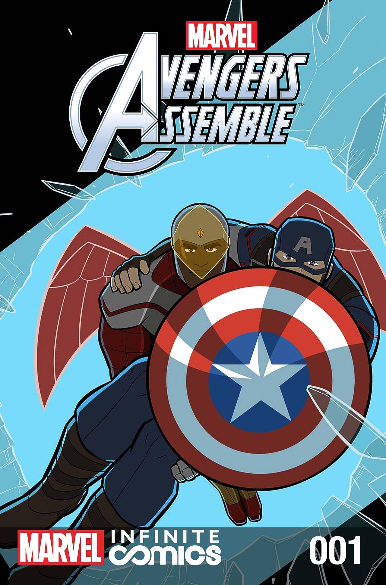 Marvel Universe Avengers Infinite Comic #1