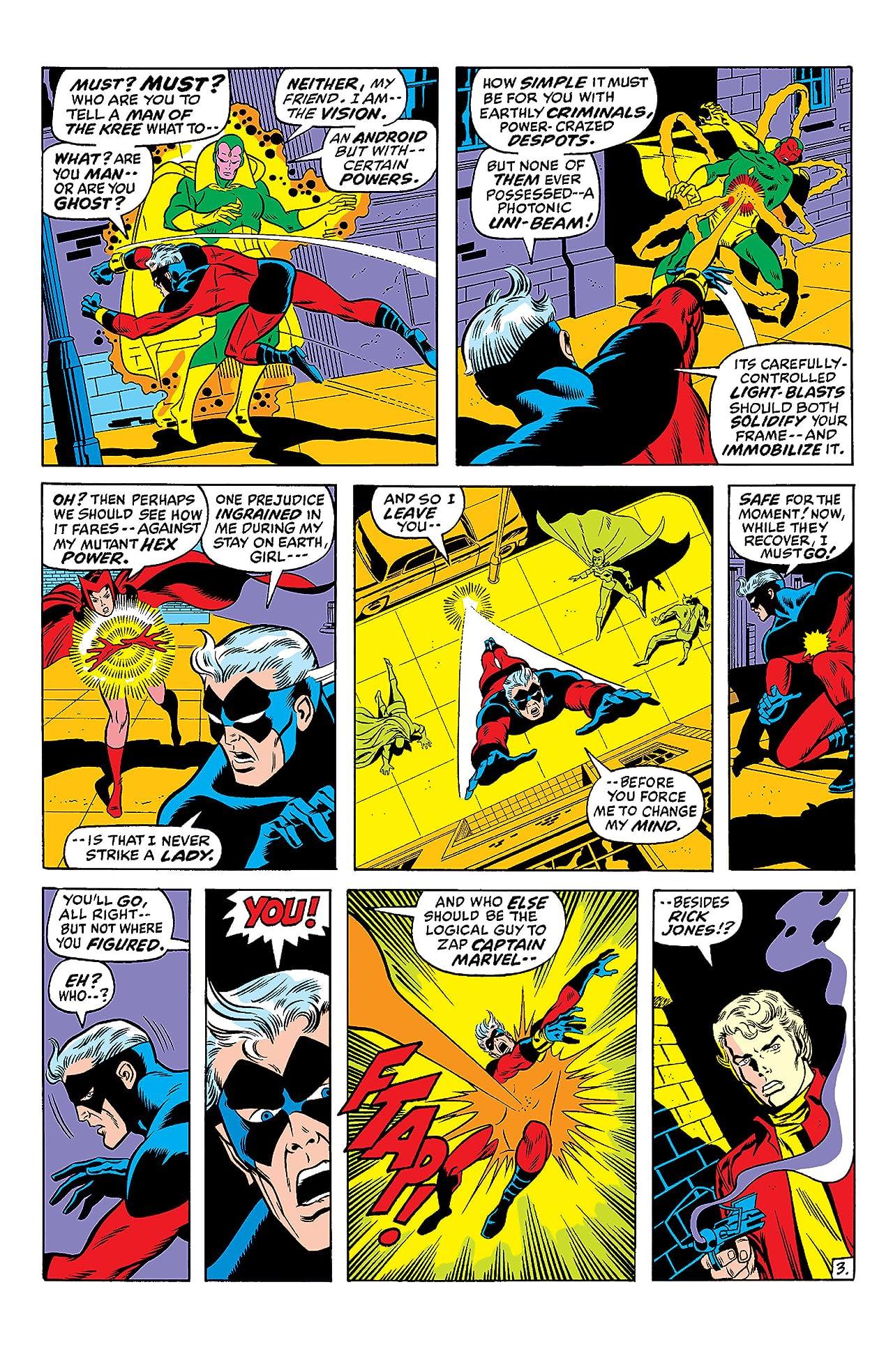 Avengers Masterworks Vol. 10