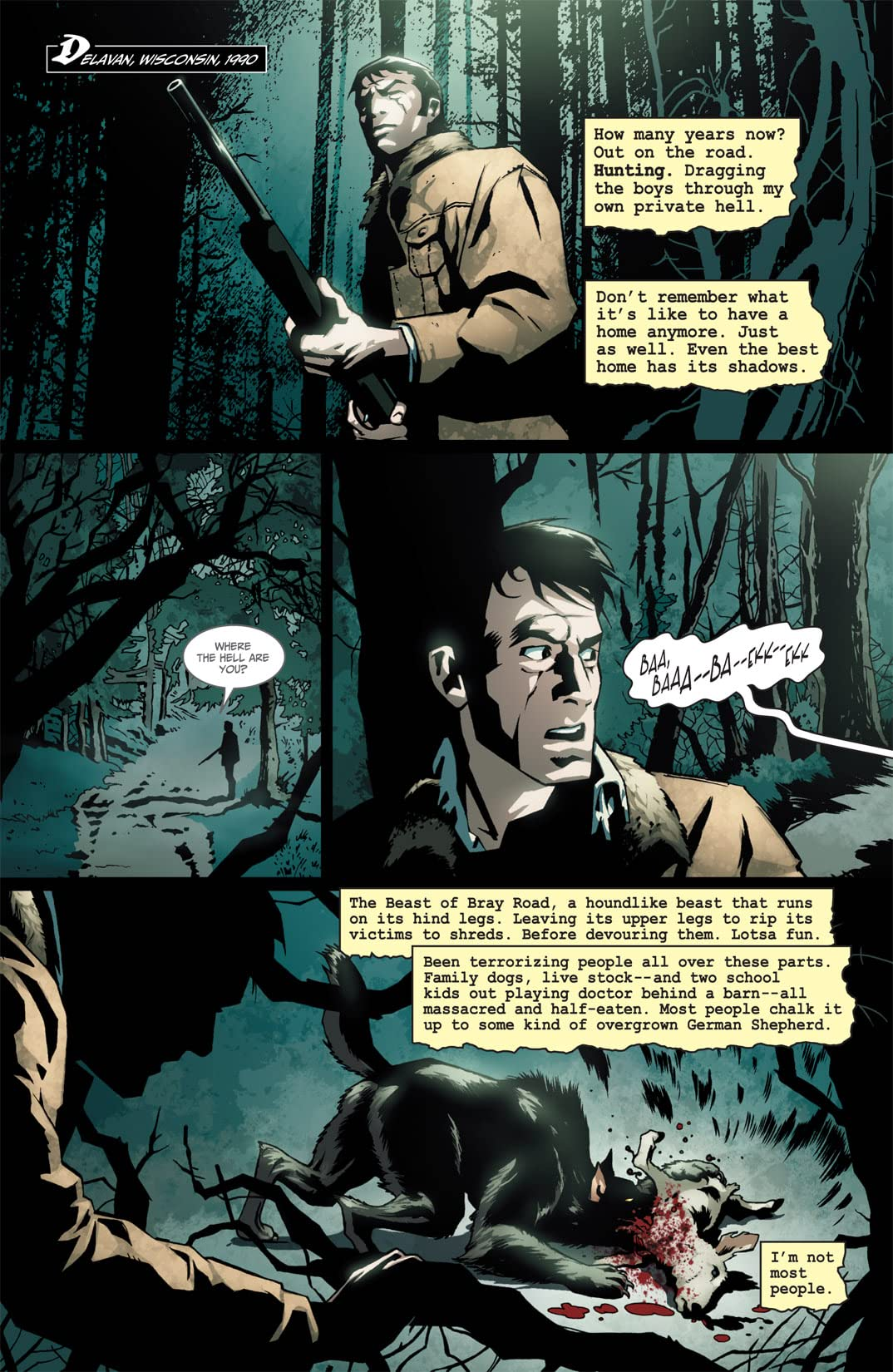Supernatural: Rising Son #1 (of 6)