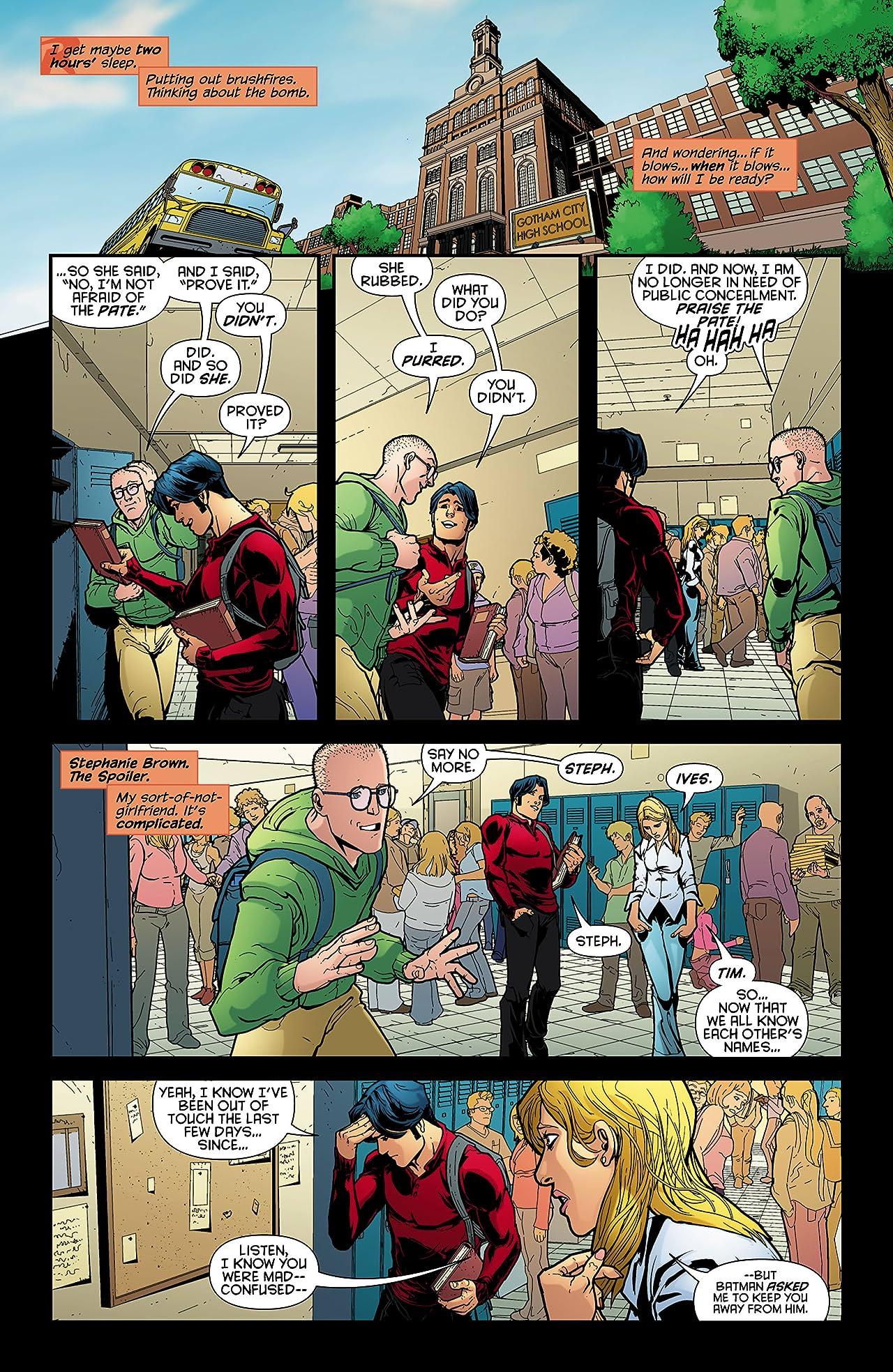 Robin (1993-2009) #177