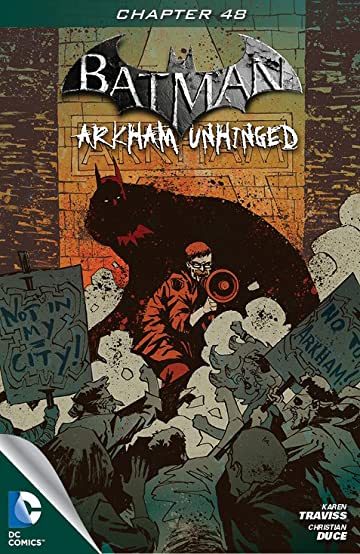 Batman: Arkham Unhinged #48