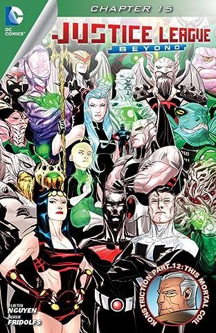 Justice League Beyond (2012-2013) #15