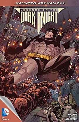 Legends of the Dark Knight (2012-2015) #20