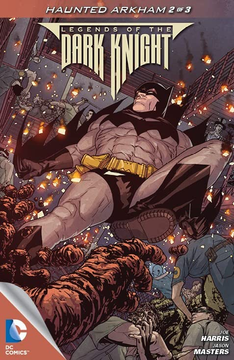 Legends of the Dark Knight (2012-) #20