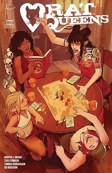 Rat Queens #14