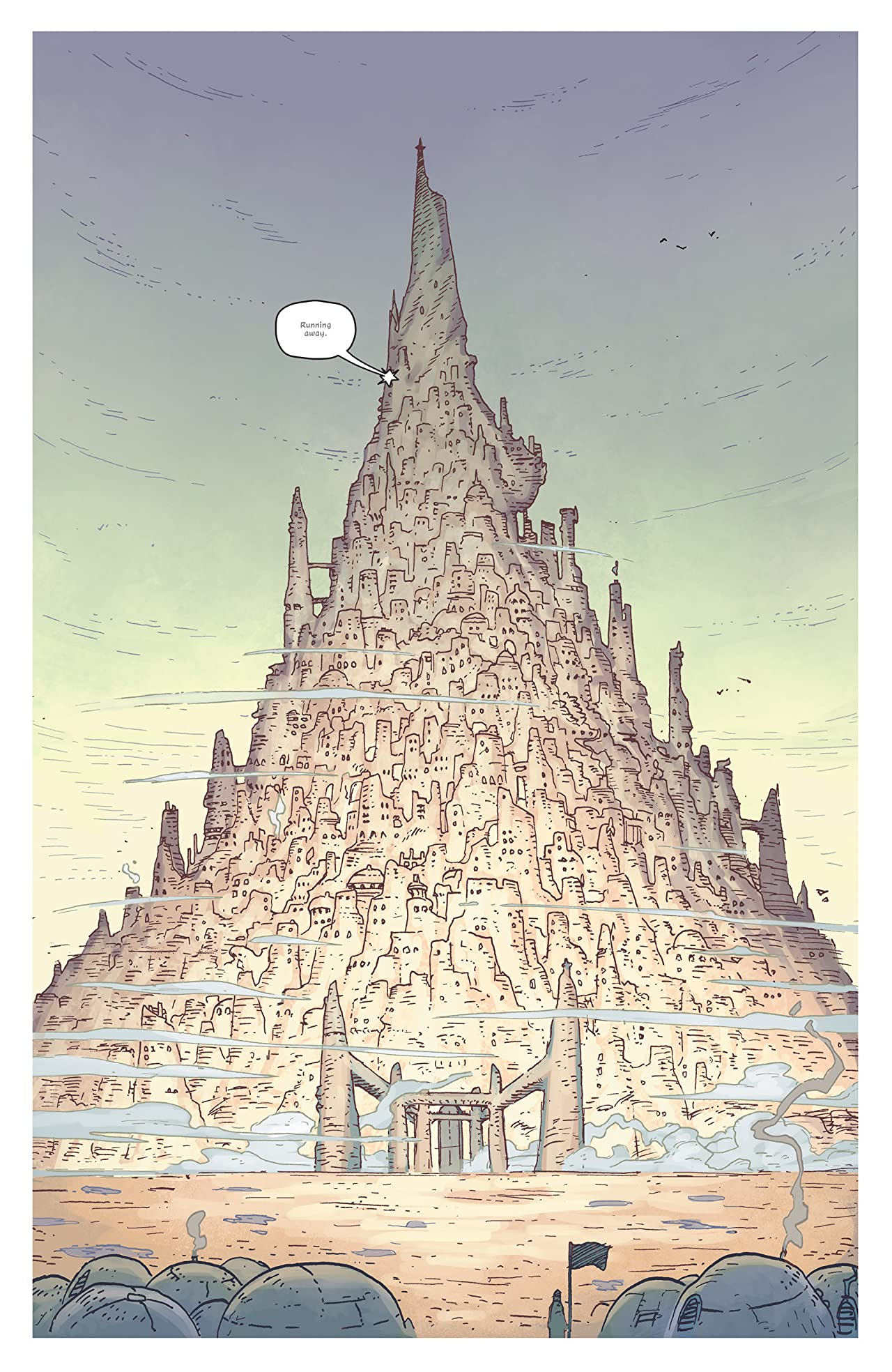 The Spire #5