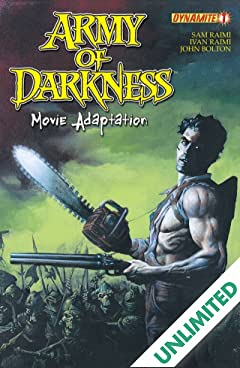 Army of Darkness: Movie Adaptation #1