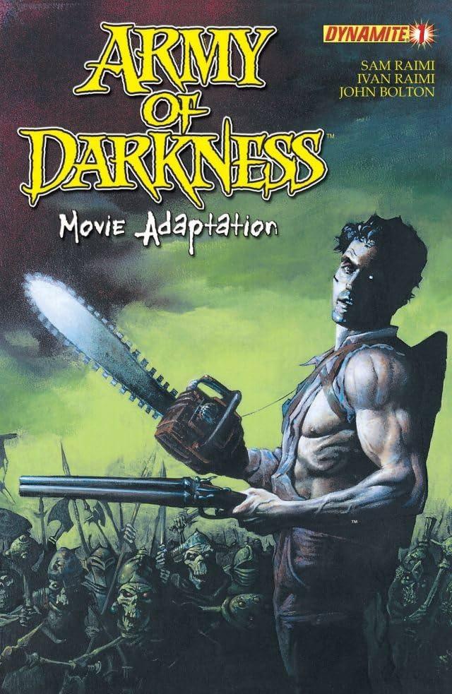 Army of Darkness: Movie Adaptation #1