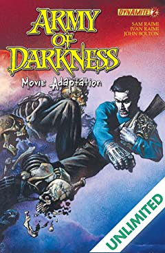 Army of Darkness: Movie Adaptation #2