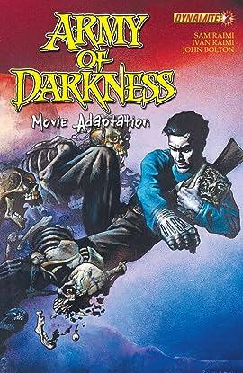 Army of Darkness: Movie Adaptation #2