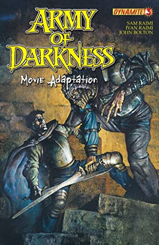 Army of Darkness: Movie Adaptation #3
