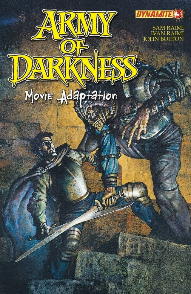 Army of Darkness: Movie Adaptation #3