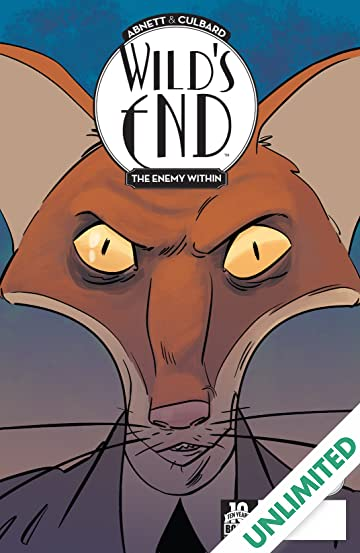 Wild's End: The Enemy Within #4