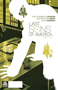 Last Sons of America #2 (of 4)
