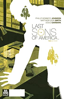 Last Sons of America #2 (of 4)