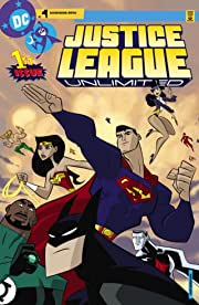 Justice League Unlimited #1