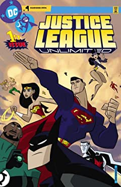 Justice League Unlimited No.1