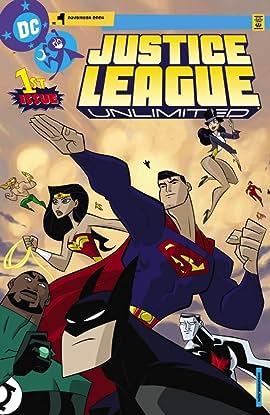 Justice League Unlimited #1