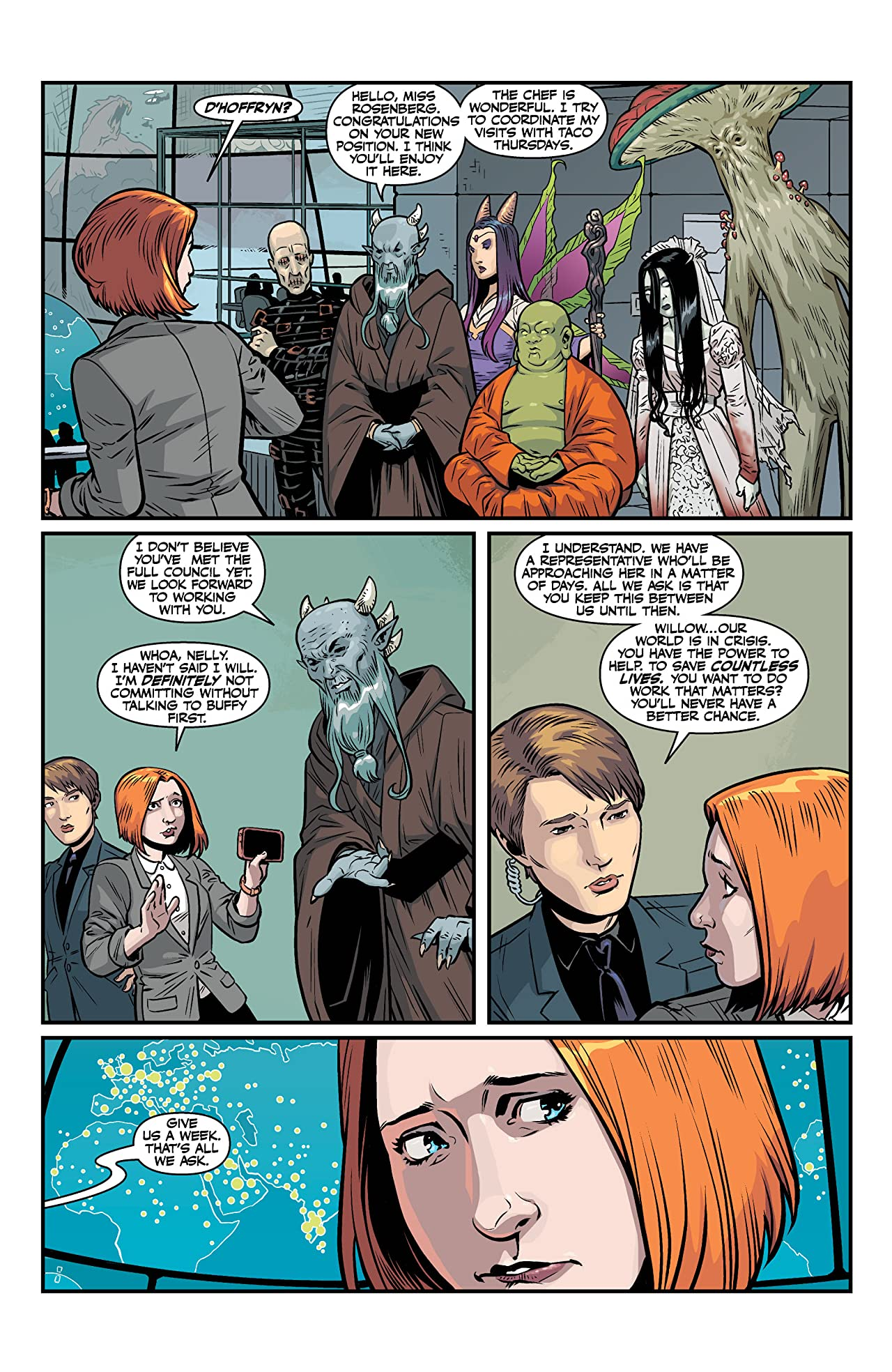 Buffy the Vampire Slayer: Season 10 #22