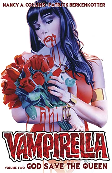 Vampirella (2014-2015) Tome 2: God Save The Queen