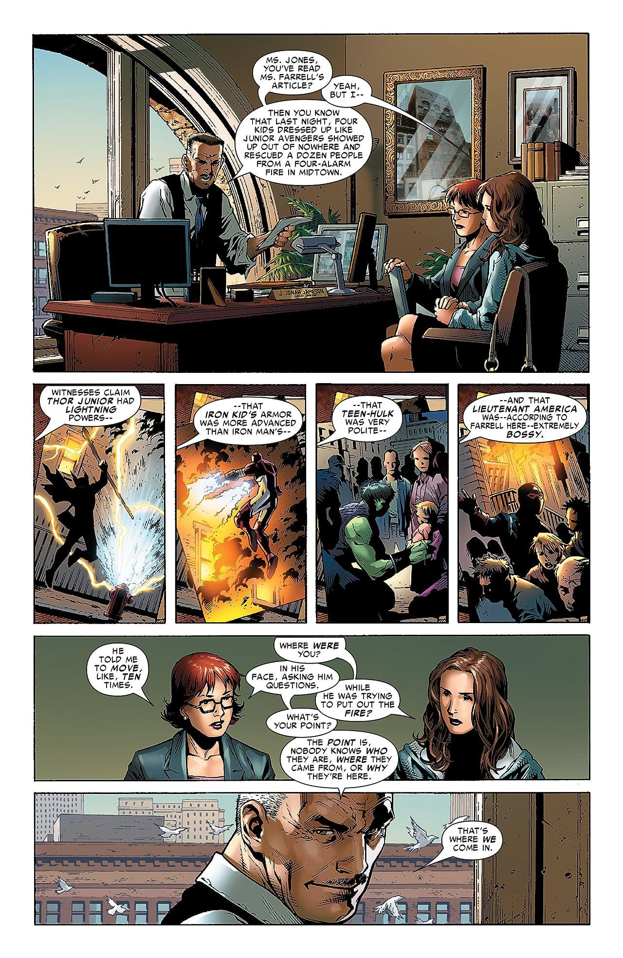 Young Avengers Vol. 1: Sidekicks