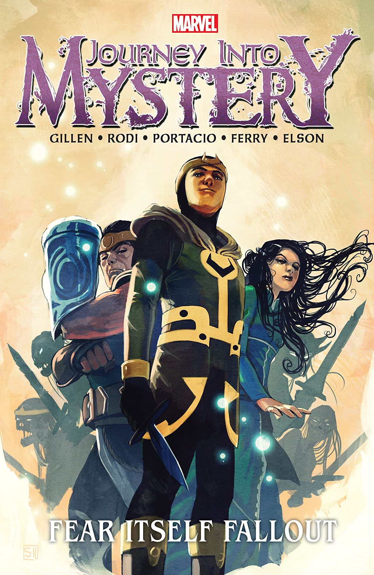 Journey Into Mystery Vol. 2: Fear Itself Fallout