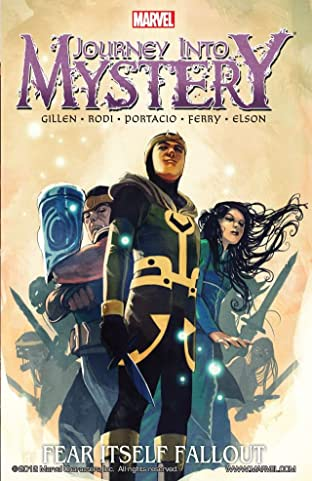 Journey Into Mystery Tome 2: Fear Itself Fallout