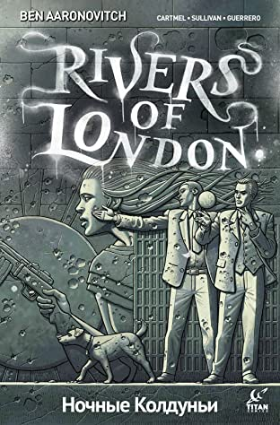 Rivers of London: Night Witch No.1