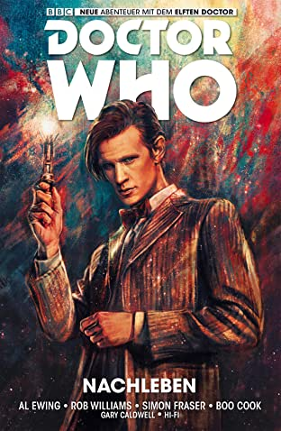 Doctor Who Staffel 11 Vol. 1: Nachleben