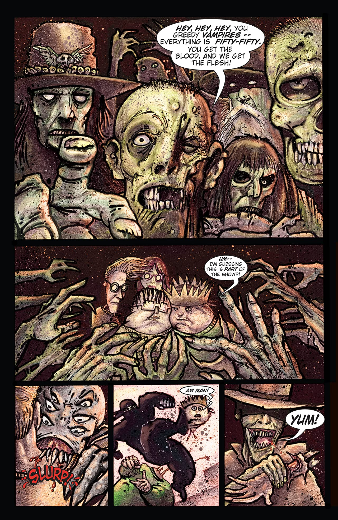 Fistful of Blood #3 (of 4)