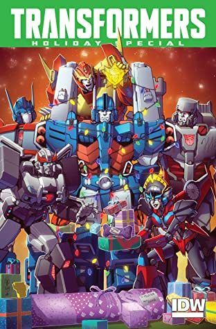Transformers: Holiday Special No.1
