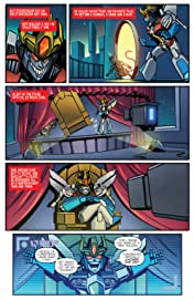 Transformers: Holiday Special #1