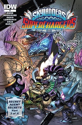 Skylanders: Superchargers No.3