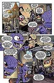 Skylanders: Superchargers #3
