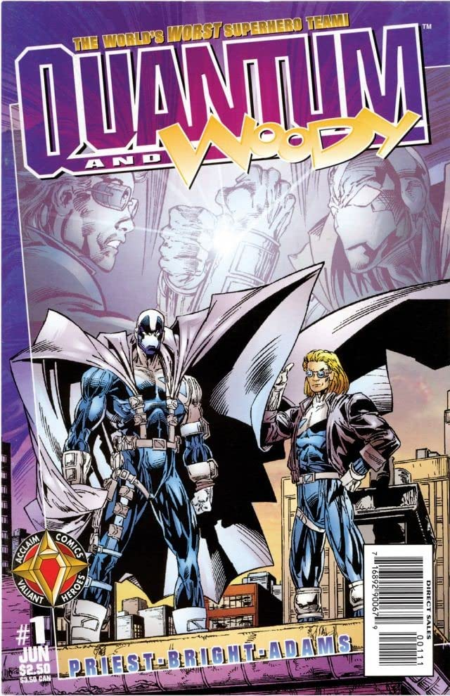 Quantum and Woody (1997-2000) #1
