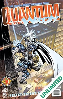 Quantum and Woody (1997-2000) #2