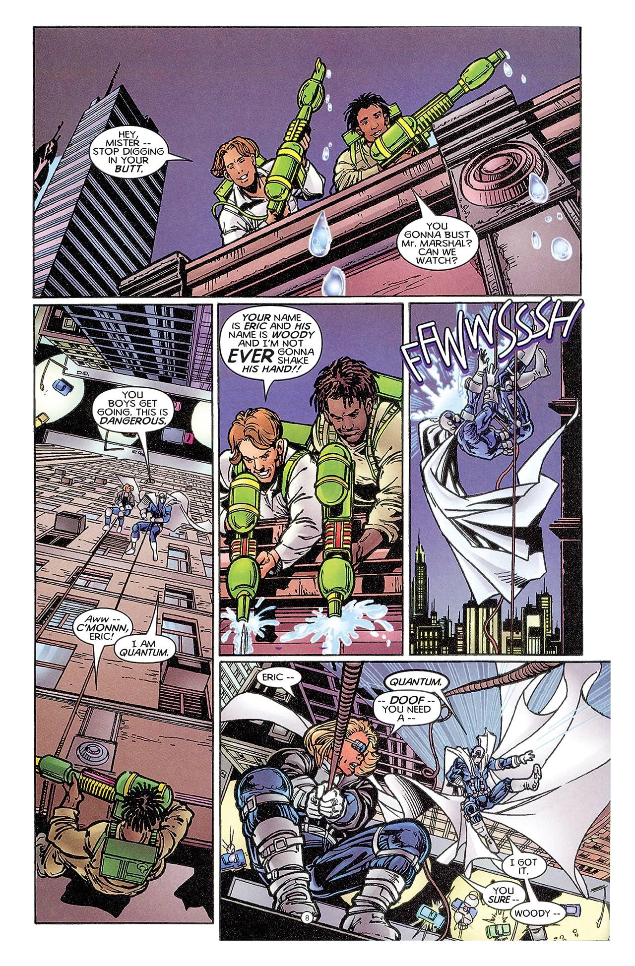 Quantum and Woody (1997-2000) #2