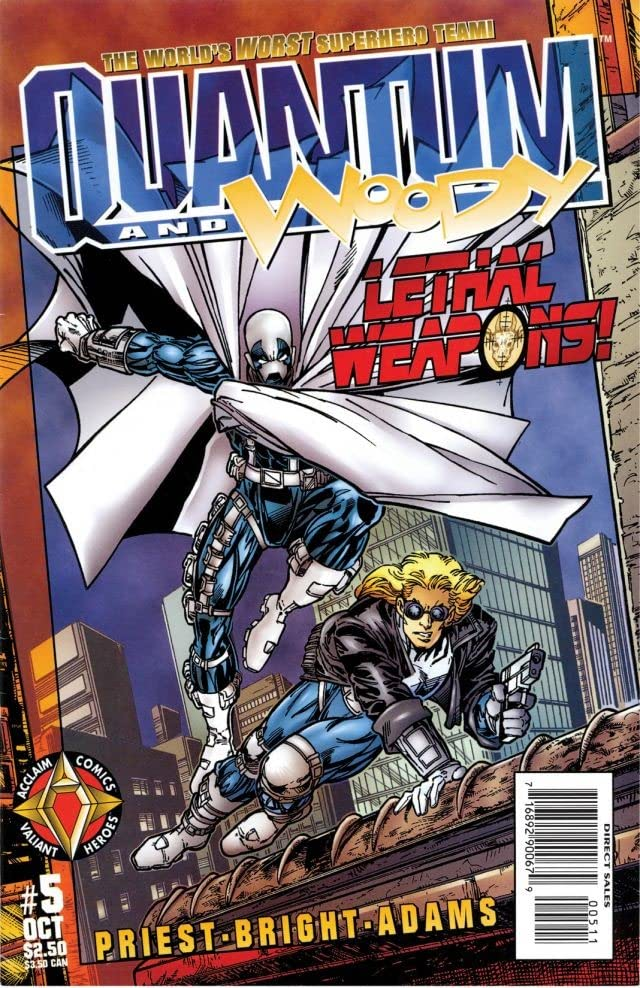 Quantum and Woody (1997-2000) #5